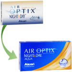 Air Optix Night & Day Aqua 6er Box