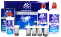 AOSEPT PLUS HydraGlyde Sparpack (4x360ml)