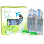 Biotrue all-in-one Lösung 2 x 60ml Flight Pack