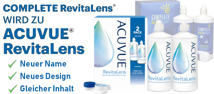 Complete/Acuvue RevitaLens