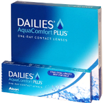 Dailies AquaComfort Plus 90er+5er Box Kennenlern-Angebot