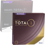 Dailies TOTAL 1 Multifocal 90er Box