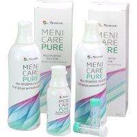 Meni Care Pure Vorteilspack (2x250ml + 1x70ml)