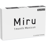 Miru 1 month Menicon Multifocal 6er Box