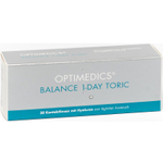 OPTIMEDICS Balance 1-Day Toric 30er Box
