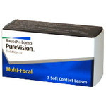 PureVision Multi-Focal 3er Box