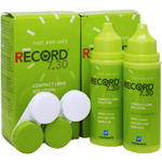 Record 7.30 2x60ml Travelset
