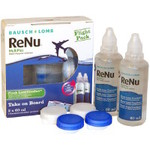 ReNu MultiPlus 2 x 60ml Flight Pack