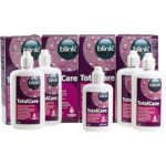 blink TotalCare Lösung Vorteilspack (4x120ml + 1x60ml)